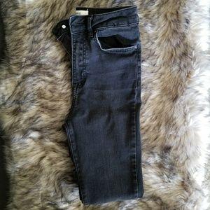 Forever 21 High Waist Skinny Jeans